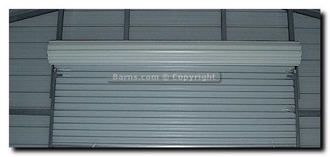 Roll up garage door options for 12 x 12 roll up garage door
