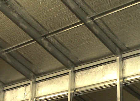Insulation For Metal Barns Buildings Barns Amp Garages